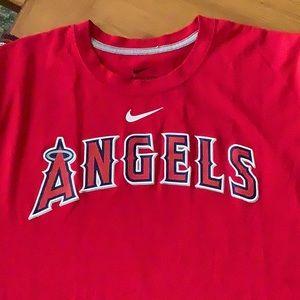 Nike Dri-Fit Angels t-shirt EUC